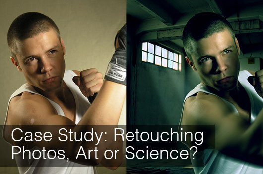 Retouch Photos Case Study