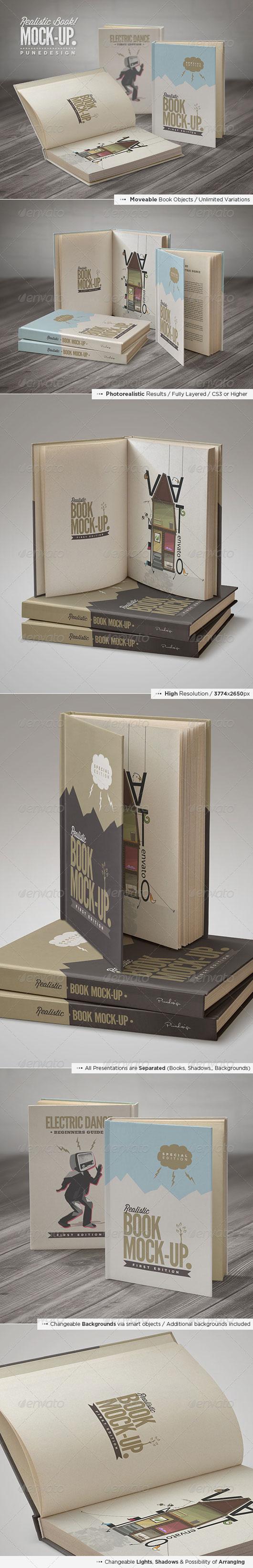 Best Book Mockups