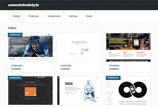Best Website Galleries