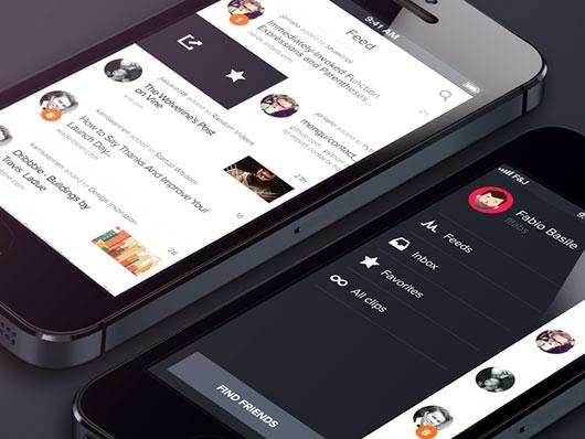 Mobile App Designs
