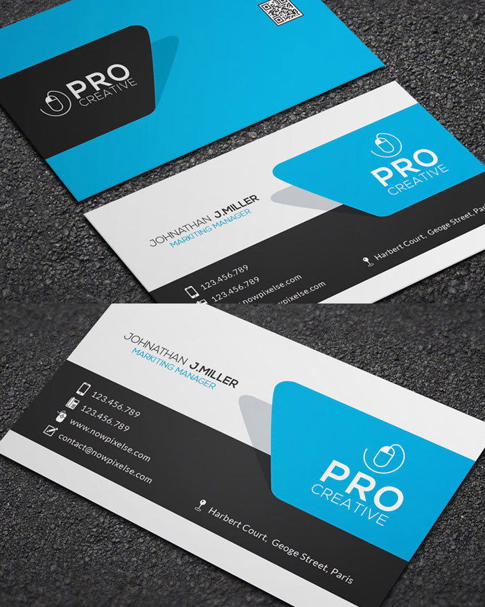 Business card design in InDesign  Adobe InDesign CC tutorials