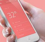 Free PSD Mobile App UI