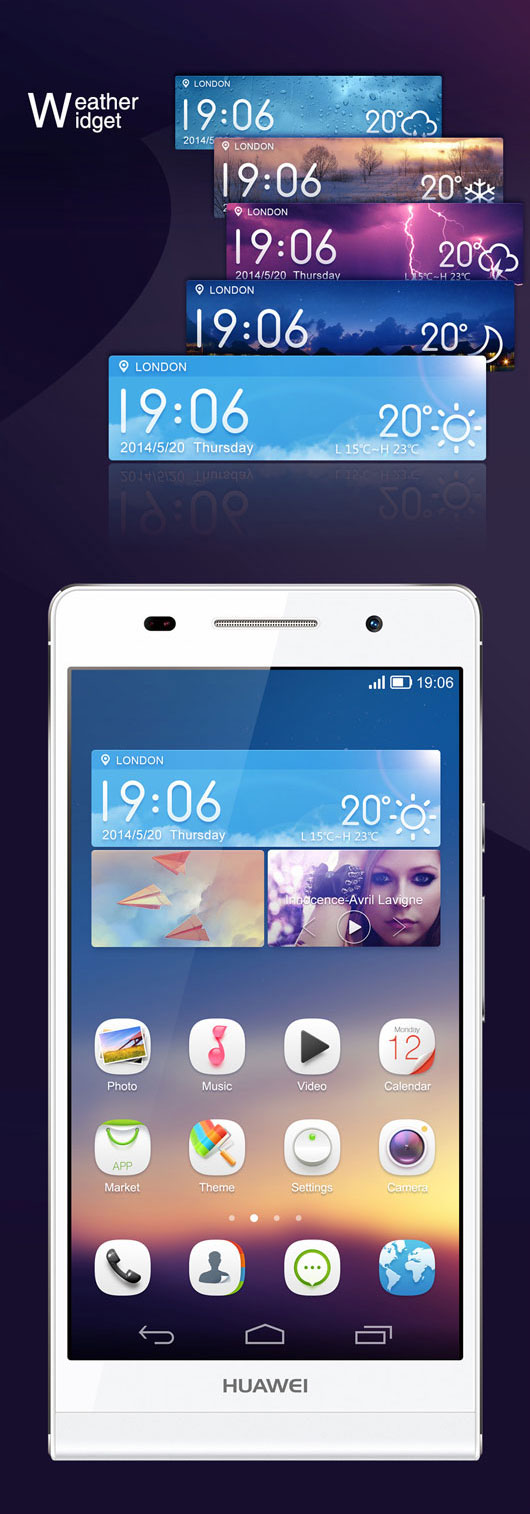 App Icons Mobile UI Designs