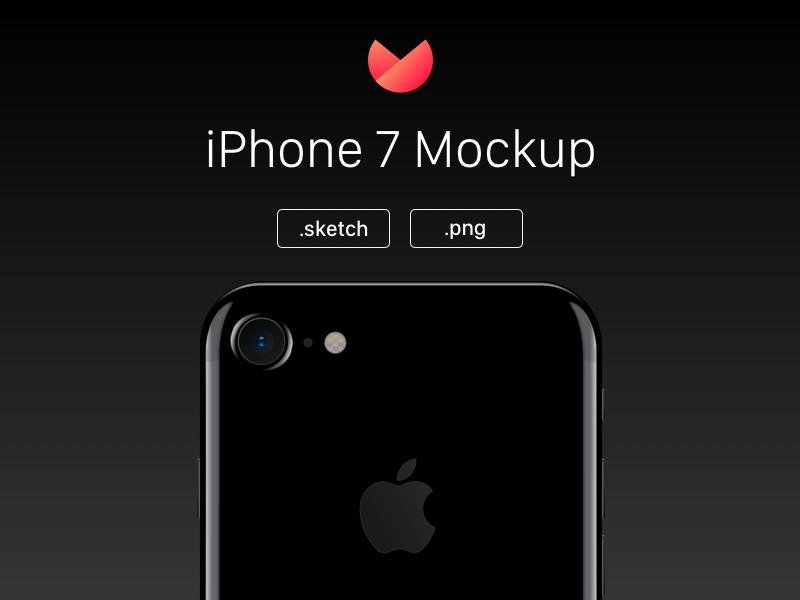 Free iPhone 7 Mockup by Cagri Yurtbasi