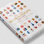 Book Hard Cover Mockup Vol 4
