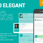 10 Free Email Signature Templates