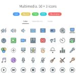 Multimedia – Pioneer Icons