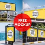 Outdoor Advertising Mockup Demo