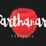 Parthanar Typeface Freebie