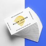 Realistic Business Cards #6
