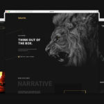 Zalwa Creative Studio Template