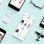 Free App Screen/UI Showcase Mockup PSD