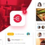 Edacious – Free Food UI Kit