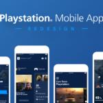 Playstation App Redesign – Free UI Kit (.Sketch)