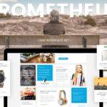 Prometheus UI Kit – Free Sample