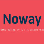 Noway Free Font (Regular and Italic)
