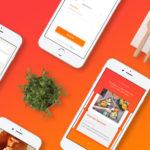 Cook Restaurant App UI (20 Screens, PSD)