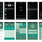 Free Mobile & Tablet UI Assets