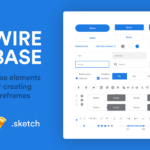 Free Wirebase (.Sketch)
