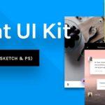 Chat: Free Minimal App UI Kit