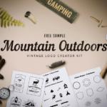 Mountain Outdoor Vintage Logo Kit – Free Sample