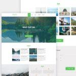 Travel – Landing Page