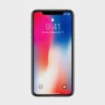 iPhone X Mockup (PSD)