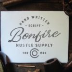 Bonfire – Free Hand Drawn Brush Script