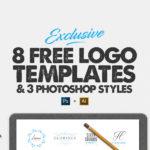 8 Free Logo Templates