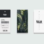 Free Brand Tags Mockup