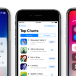 iPhone iOS 11 GUI Kit (60 Screens, Sketch)