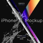 iPhone X Mockup Set (PSD)