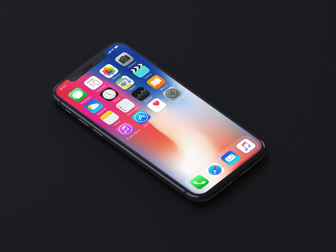 Free iPhone X Mockups (With 5K & i7