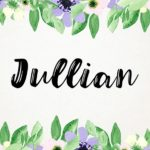 Jullian Script Typeface – Free Fonts