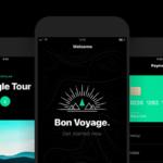 Voyage: A Free Interactive UI Kit