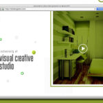 Visual Creative Studio Website Template