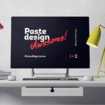 Surface Studio Mockup Scene Creator