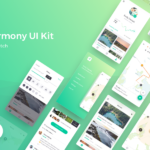 Harmony UI Kit (Sketch)