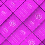 Chezare 03. Business Card Template – Free Sample