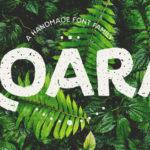 Koara – Webfont & Desktop Font