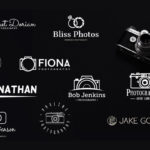 10 Free Photography Logo Templates (PSD)