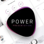 Power – Free Modern Powerpoint Template