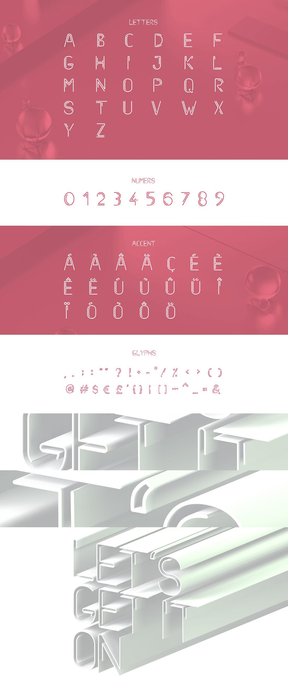 Free Starway Font