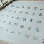 Fblu Free Icons (PSD, AI)