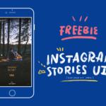 Free Instagram Stories UI