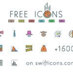 96×3 Free Icons