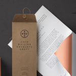 Basic Stationery Branding Vol. 23 (PSD Mockup)