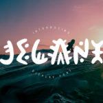 Jelani Display Font