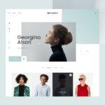 MI Talent – Free Website PSD Template