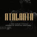 ATALANTA – Free Typeface